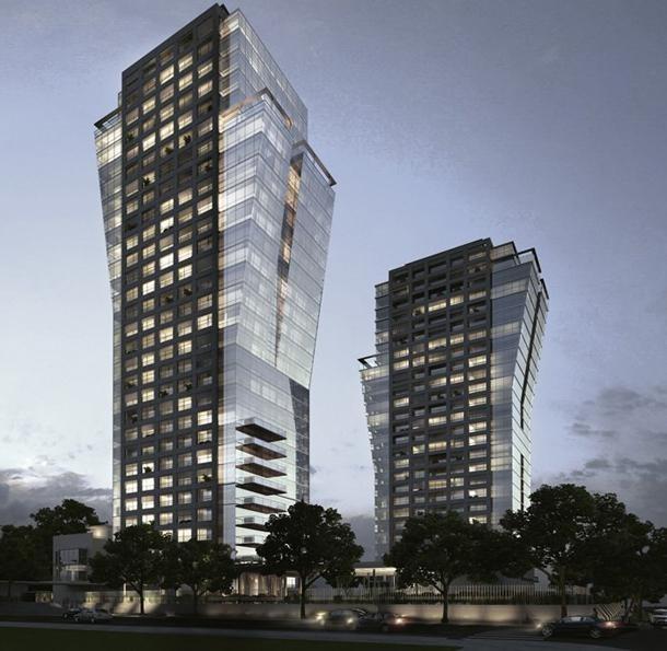 venta forum alcorta - terraza de 100m 4 suites como una casa