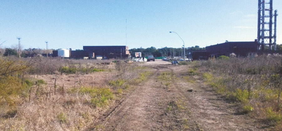 venta - fracción de 8 has. parque industrial ensenada (ypf)