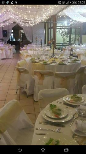 venta fundas de sillas para eventos