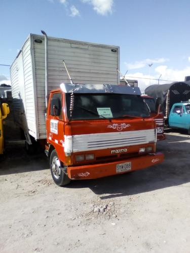 venta furgon mazda t45 en perfecto estado