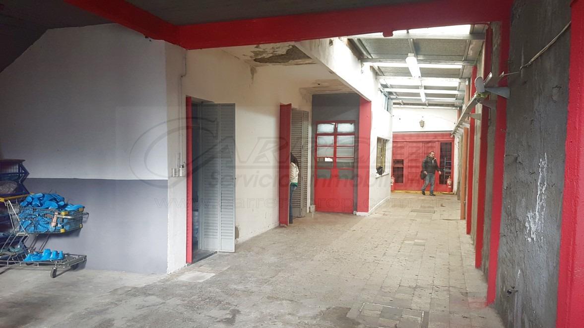 venta galpon deposito 522 m2  villa maipu carrera 1634