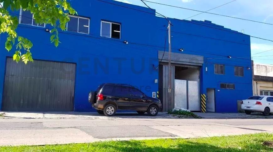 venta galpón industrial con oficinas en el palomar