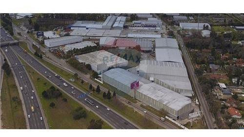 venta galpon panamericana el talar 4500 m2