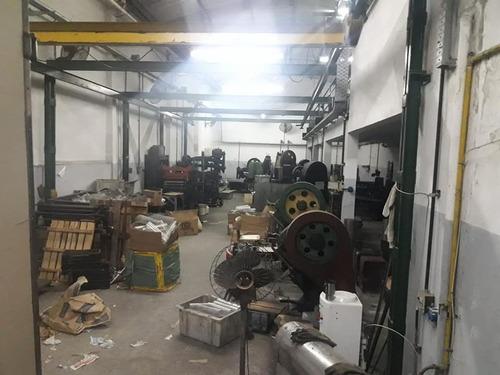 venta galpón zona industrial berazategui lote