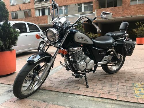 venta gz 150, unico dueño, 17.500 (gz-150)