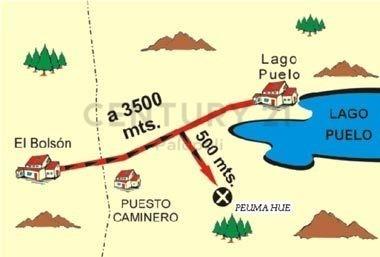 venta hosteria de 800m2 cubiertos en lago puelo, chubut