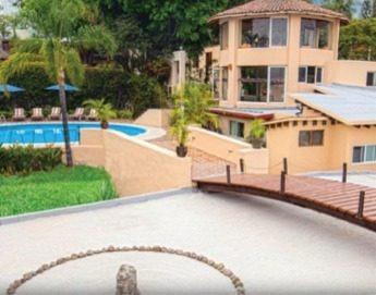 venta hotel spa sanación nuevo en cuernavaca mor. mex.