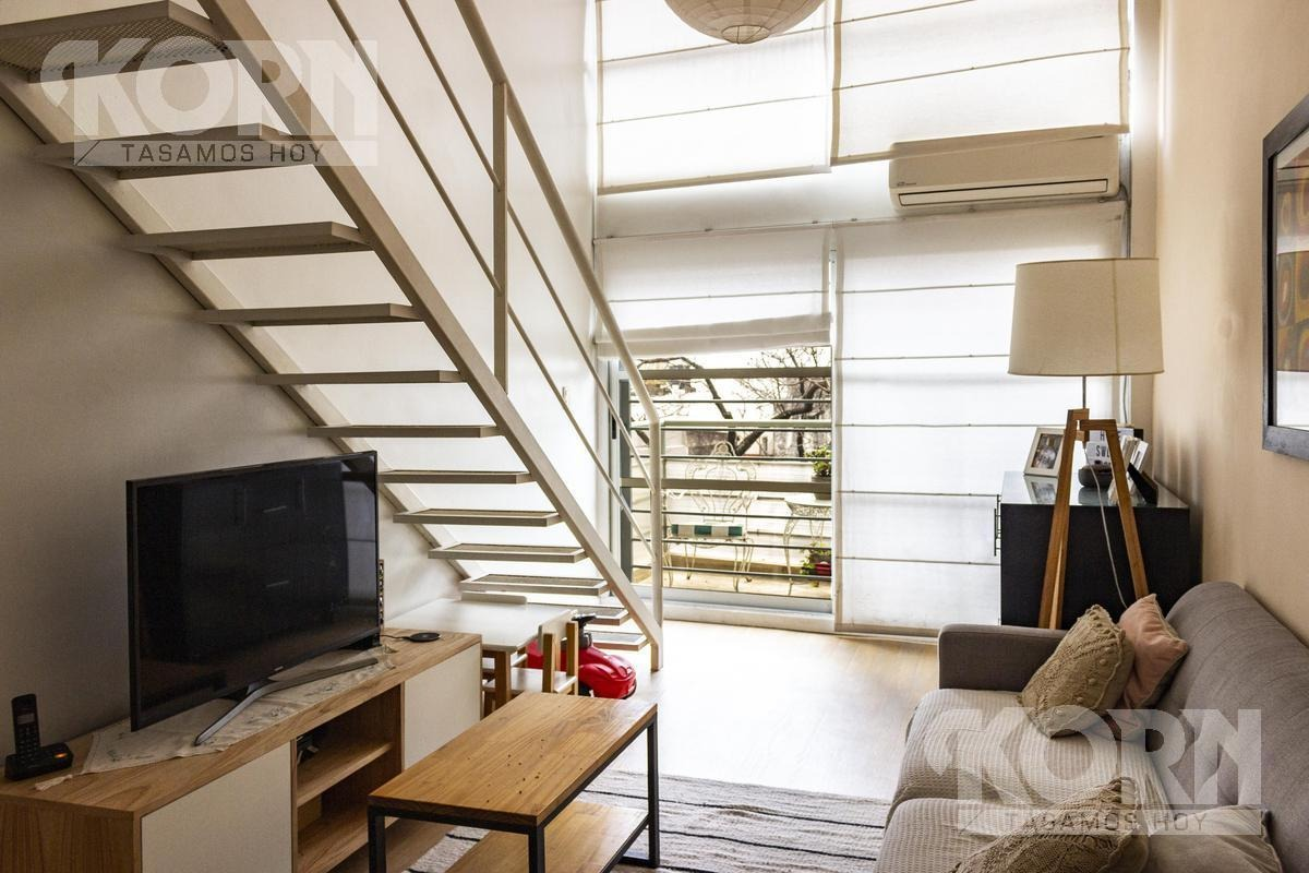 venta impecable duplex  2 dormitorios con cochera en barrio norte