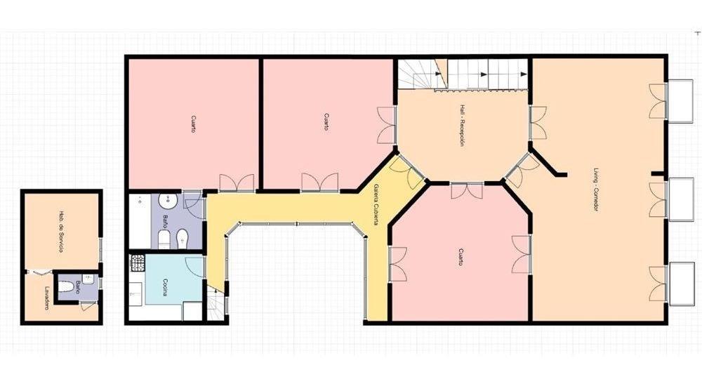 venta impecable ph 4 ambientes almagro