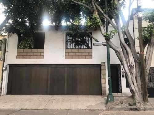 venta inmejorable casa para oficinas en vertiz narvarte