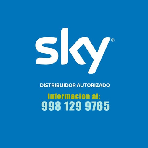 venta, instalacio y reparacion sky, vetv