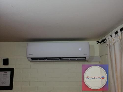venta, instalación, mantención de aire acondicionado