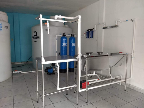 venta instalación mantenimiento plantas purificadoras agua