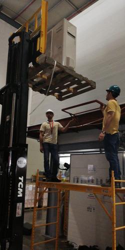 venta, instalación, reparación de aire acondicionado
