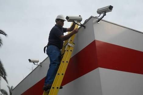 venta, instalacion y mantenimiento de camaras de seguridad