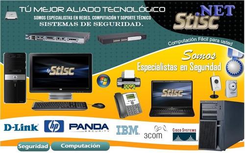venta instalacion y reparacion de computadoras stisc