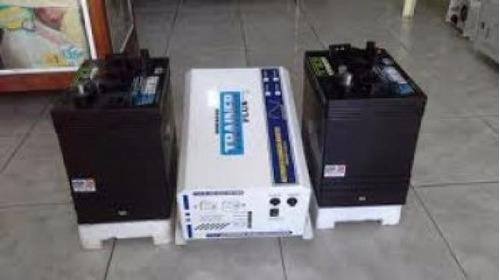 venta inversores, baterías trace , paneles solares