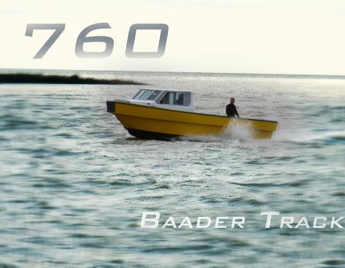 venta lancha de carga y amarre baader 870 x 270