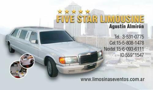 venta limusina, limousine, limosina , limo, limousina