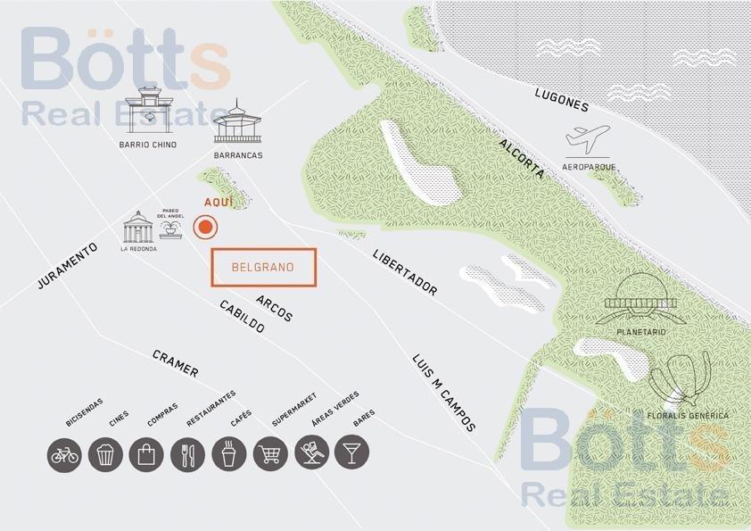 venta local 110 m2 - belgrano - entrega marzo 2021