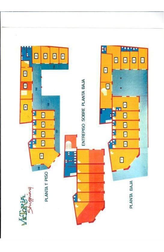 venta - local - 2 ambientes - apto todo rubro - galeria victoria shoopping - olivos