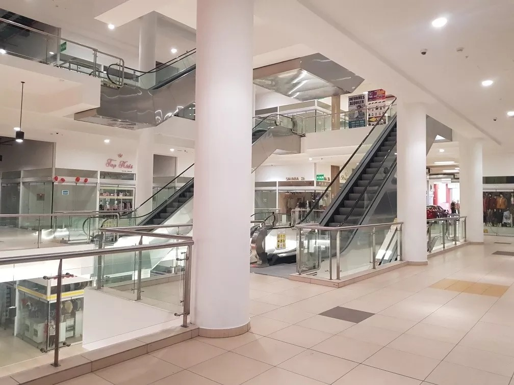 venta local 8.53m2 gama moda plaza - jr gamarra 1289