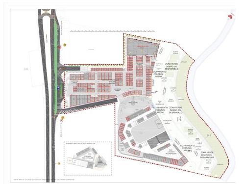venta, local comercial, arena bogotá, 71,8 mts.