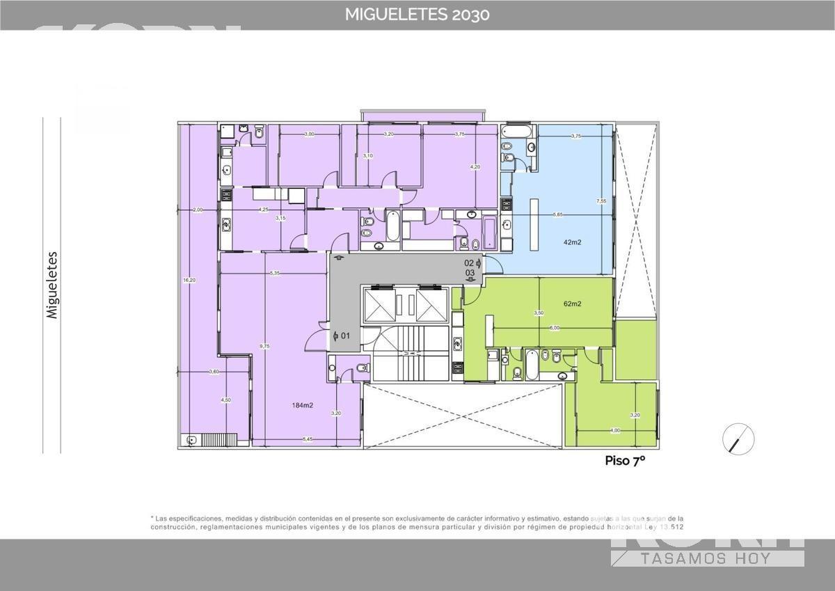 venta local de 2 plantas con patio y terraza en belgrano - en pozo