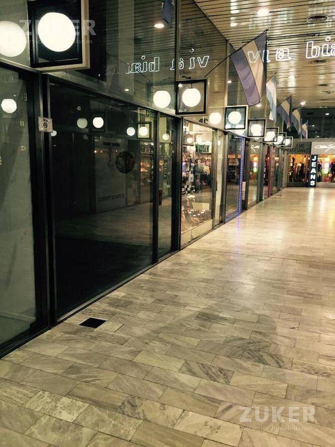 venta local  galeria via bianca  av, santa fe 1500- recoleta
