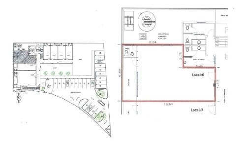 venta: local  (l-6)  planta baja plaza express san jose