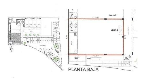 venta: local (l-8) planta baja plaza express san jose