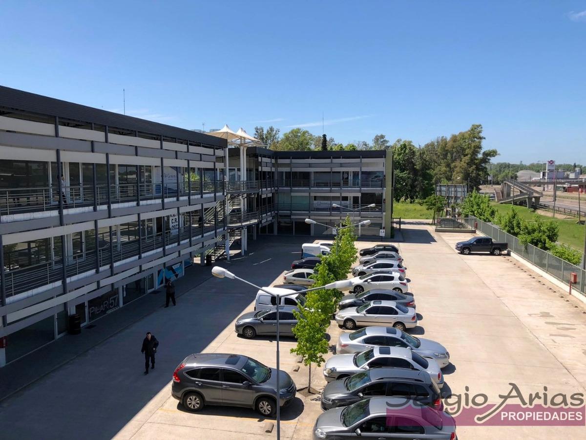 venta local oficina pilar oportunidad complejo verdi 57 202
