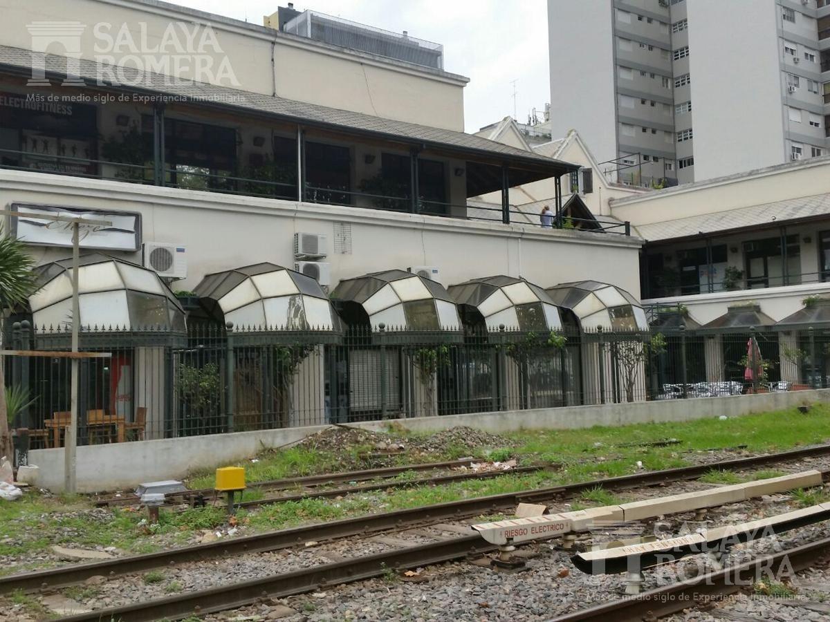 venta - local - olivos - 2 plantas - estacion olivos - ferrocarril
