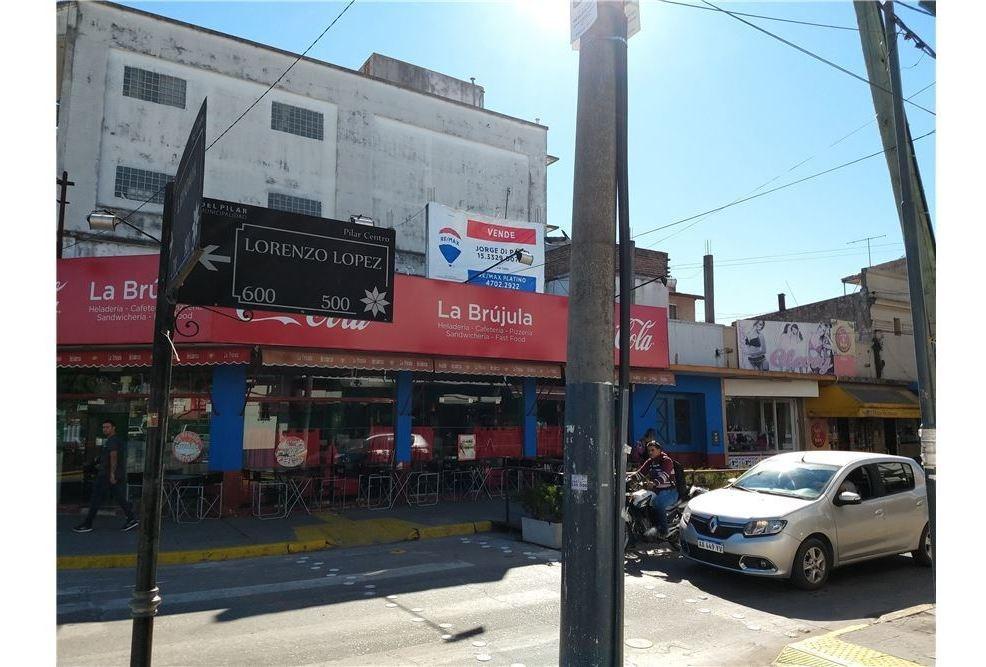 venta locales con vivienda pilar