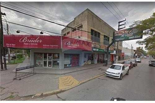 venta locales c/renta mas lote. oportunidad, villa de mayo