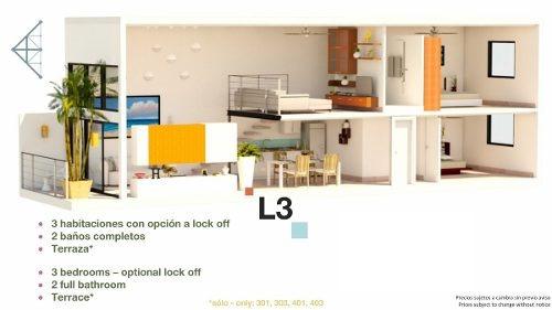 venta lofts en constituyentes playa del carmen plusvalía