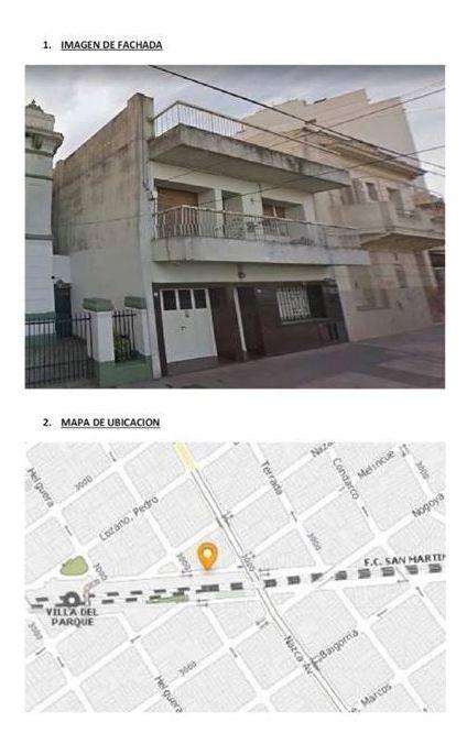 venta lote -1537 m2 construibles -villa del parque