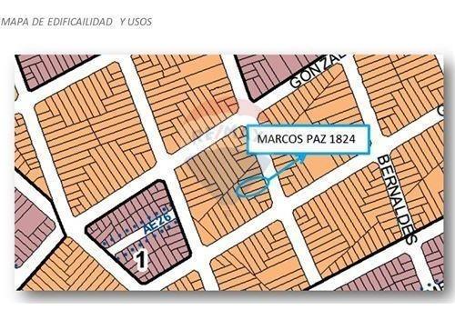 venta lote-8.66 x 29,56-u.s.a.m-1000 m2 vendibles