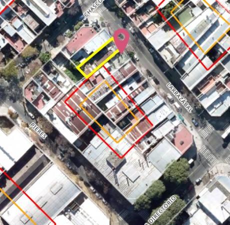venta lote 8,66 x 30 usam para edificar 1360 m2 o galpón - mataderos