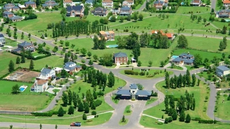 venta lote 889 m2 - barrio los jazmines en pilar del este - apto credito