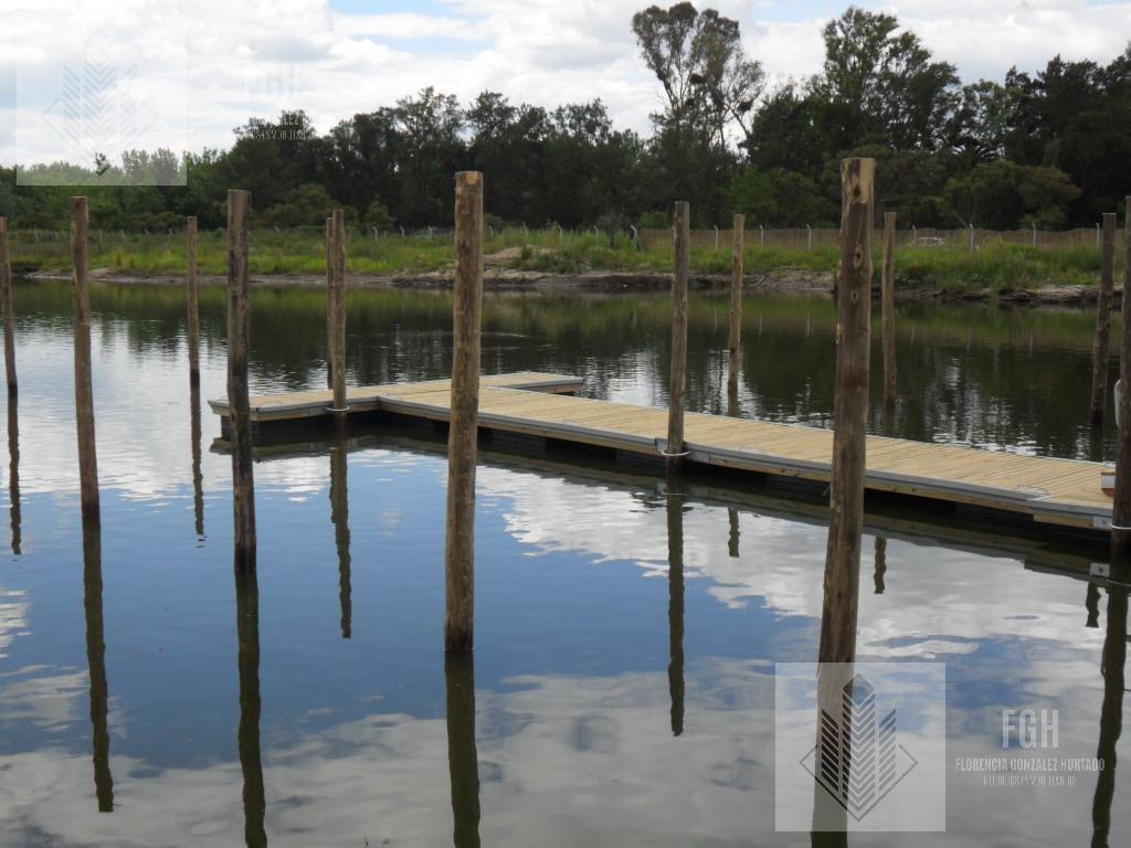 venta lote a la laguna - barrio parque el cazal