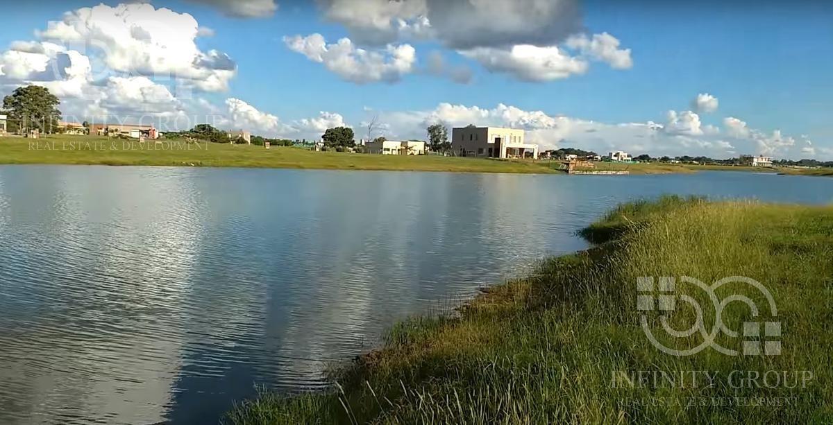 venta lote al lago en san sebastian