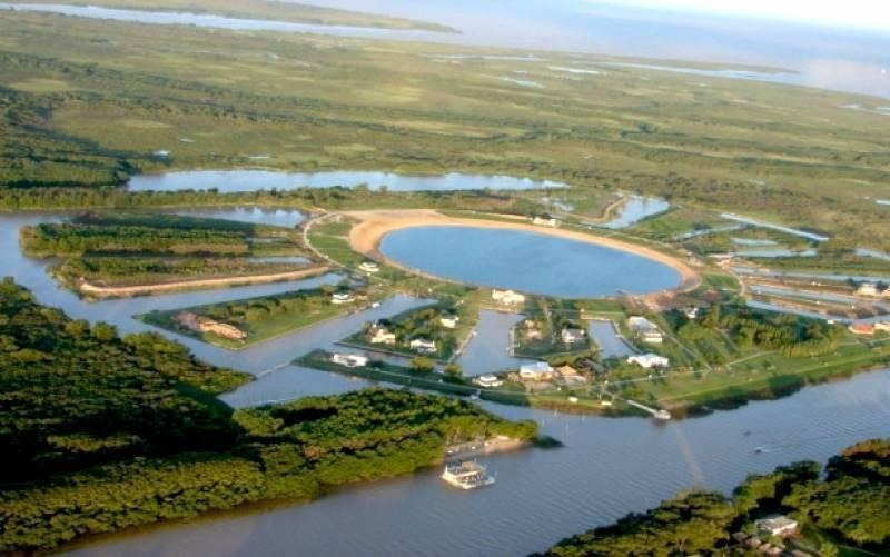 venta lote al rio isla del este- delta tigre