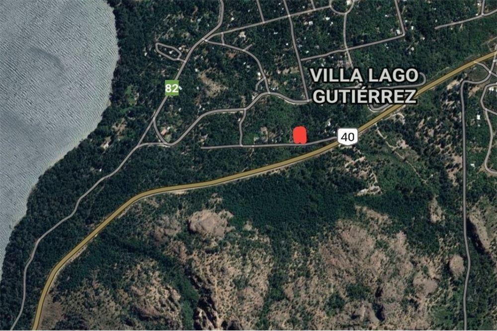 venta lote bariloche villa lago gutierrez