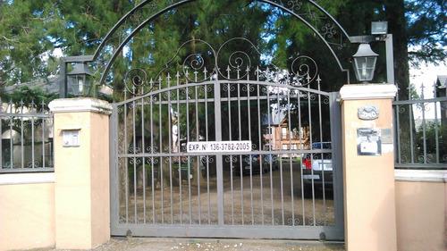 venta lote barrio cerrado a 14 cuadras estación ituzaingo