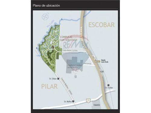 venta lote - barrio san sebastian - area 8