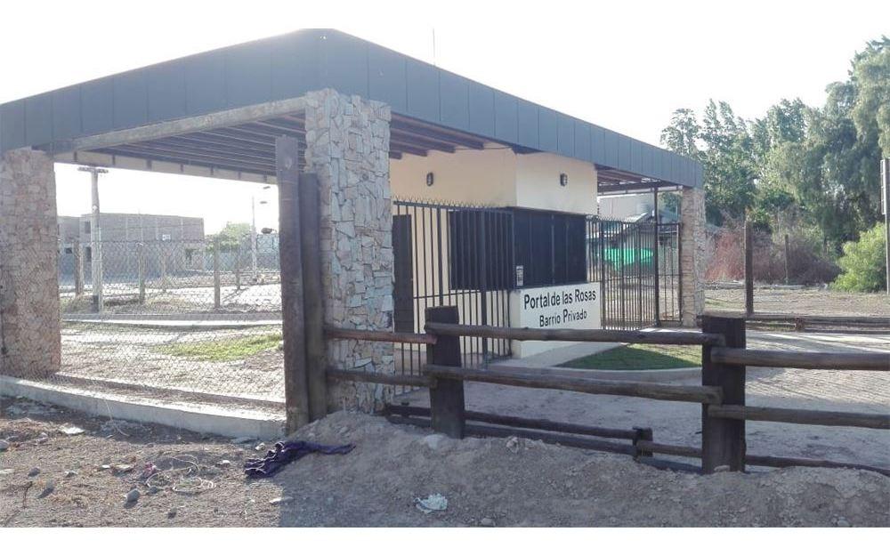venta lote central barrio privado guaymallen