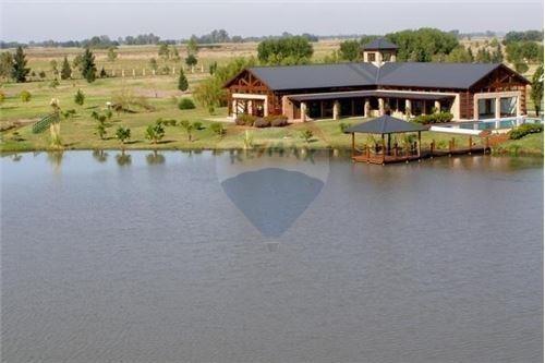 venta, lote club de campo posadas del lago
