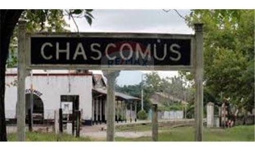 venta lote de terreno en chascomus