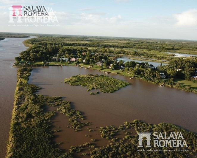 venta - lote de terreno - isla santa monica - unico de 2400 m2